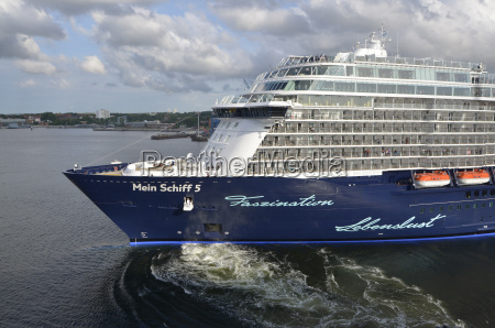 mein schiff 5 runs in the
