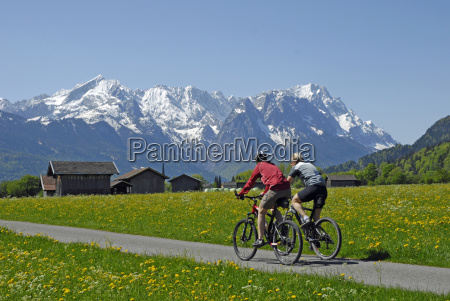 spring outing bike bicycle cycle mountain
