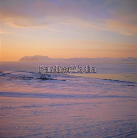 passeio viajar ambiente cor horizonte inverno