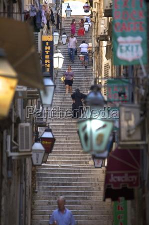 personas gente hombre europa tarde ciudades
