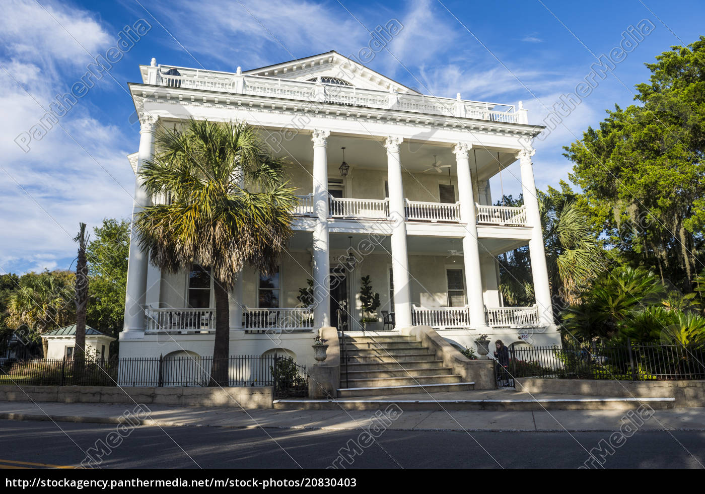 Historical house in beaufort south carolina united for Beaufort sc architects