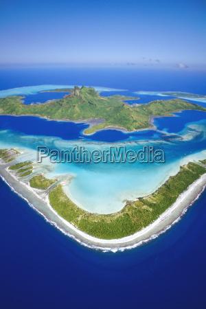 atolon al aire libre fotografia foto